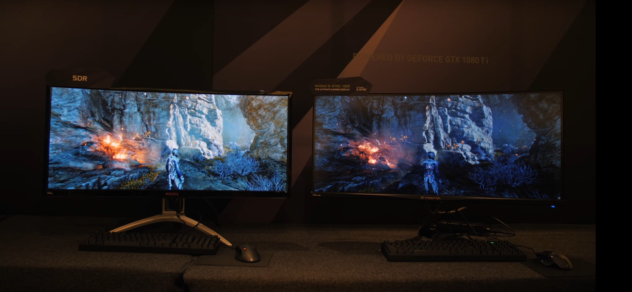NVIDIA Deliberately Worsens SDR Monitor Image Settings to
