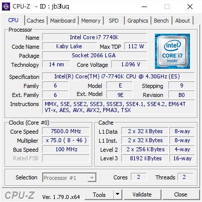 Rekor! Core i7 Tembus 7,5 GHz Berkat Helium Cair