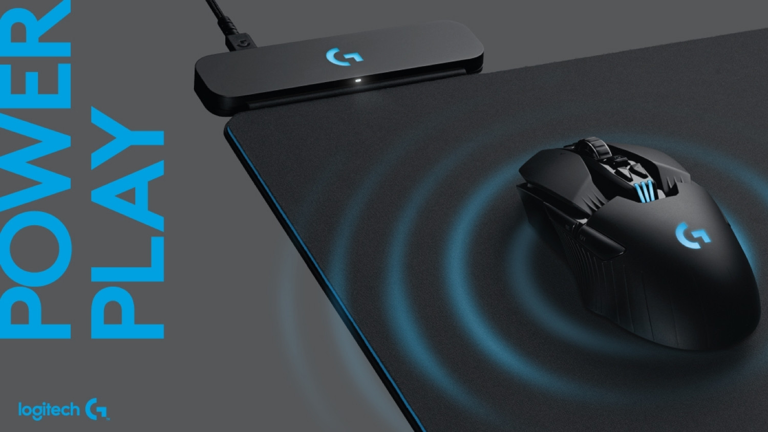 Logitech G Announces New POWERPLAY Charging System and