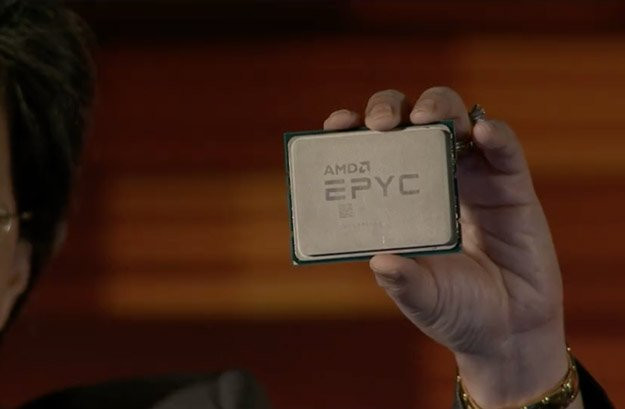 AMD EPYC 7000 Series Details Leaked, Including Product