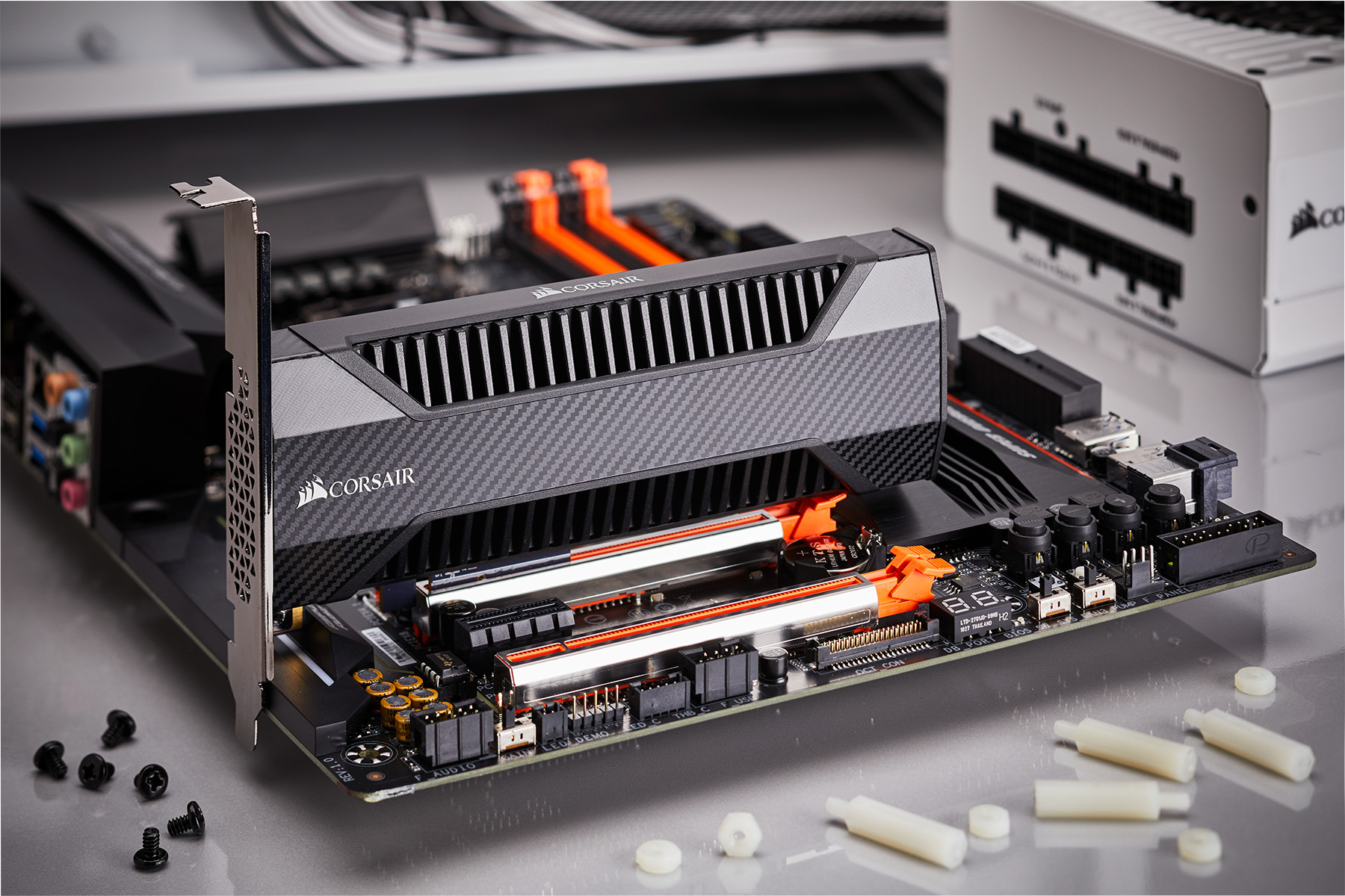 CORSAIR Launches the Neutron NX500 NVMe PCIe AIC SSD