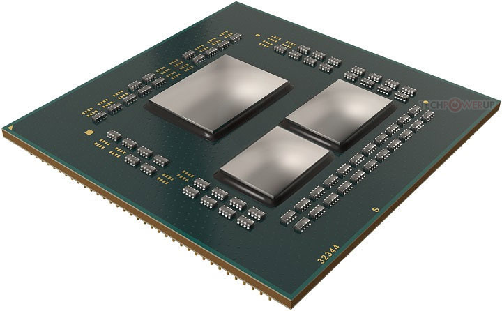 AMD Zen 2 CPUs to Support Official JEDEC 3200 MHz Memory