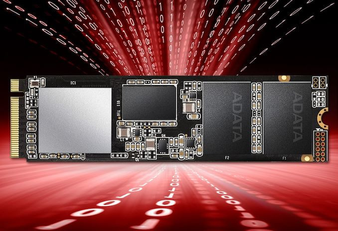 ADATA Launches 2 TB Version of Its XPG SX8200 Pro NVMe SSD