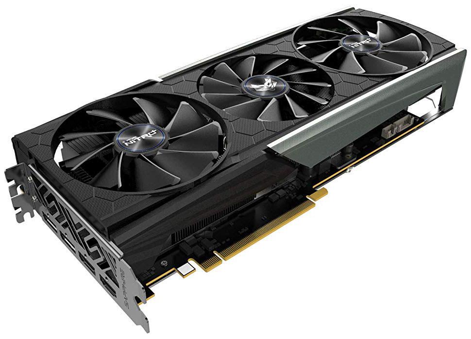 Sapphire Radeon RX 5700 XT NITRO+ OC Pictured Some More