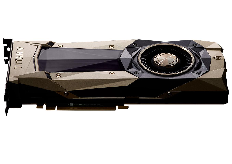 Nvidia Announces Titan V Volta Graphics Card Techpowerup -