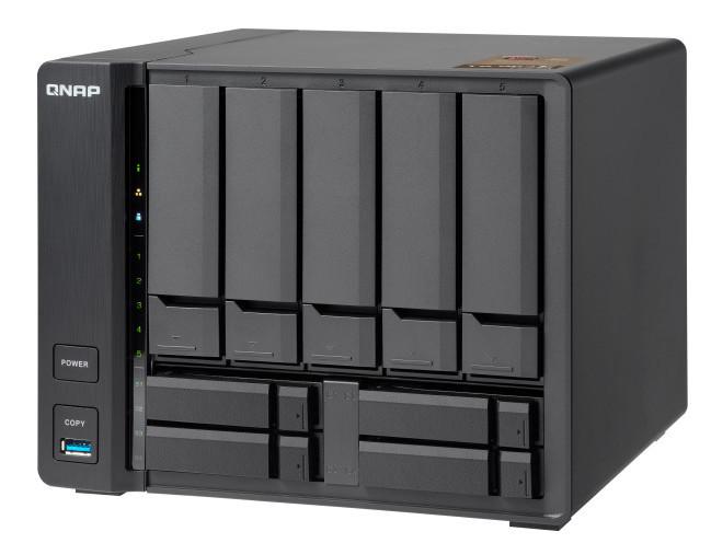 QNAP launches TS-963X, a 9-bay AMD Quad-Core NAS   TechPowerUp