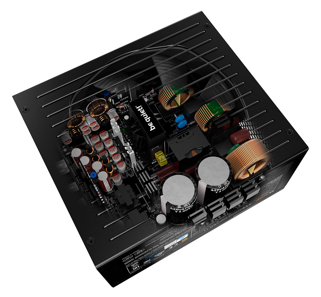 Be Quiet Announces Straight Power 11 Modular Psu Series Ac Fan Speed Control Circuit Http Wwwtechpowerupcom Forums Wire Free Design As An Absolute Innovation Has No Cables Inside The Supplys Body On Dc Side With All Connections Running