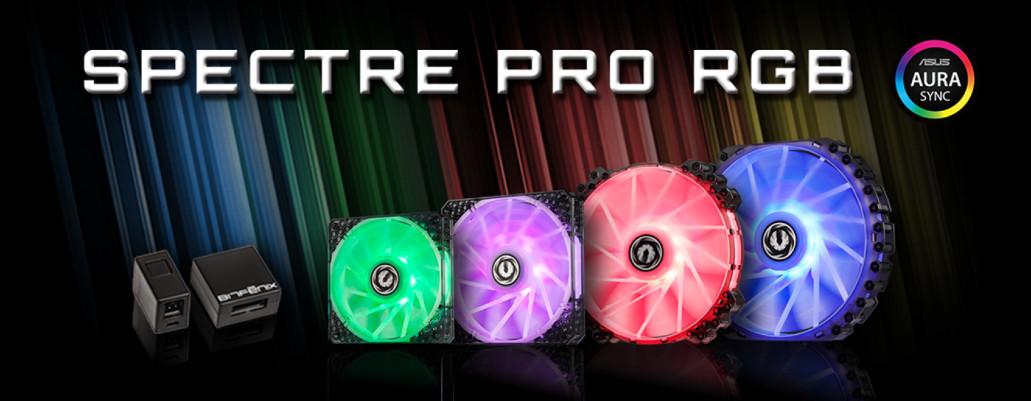 BitFenix Spectre Pro RGB 120mm LED Case Fan
