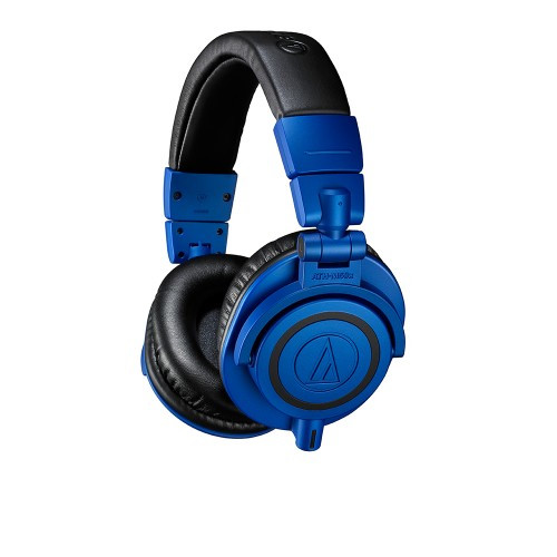 Audiotechnica Announces Special Edition Athm50xbb Headphones Rhtechpowerup: Audio Technica S Series At Taesk.com