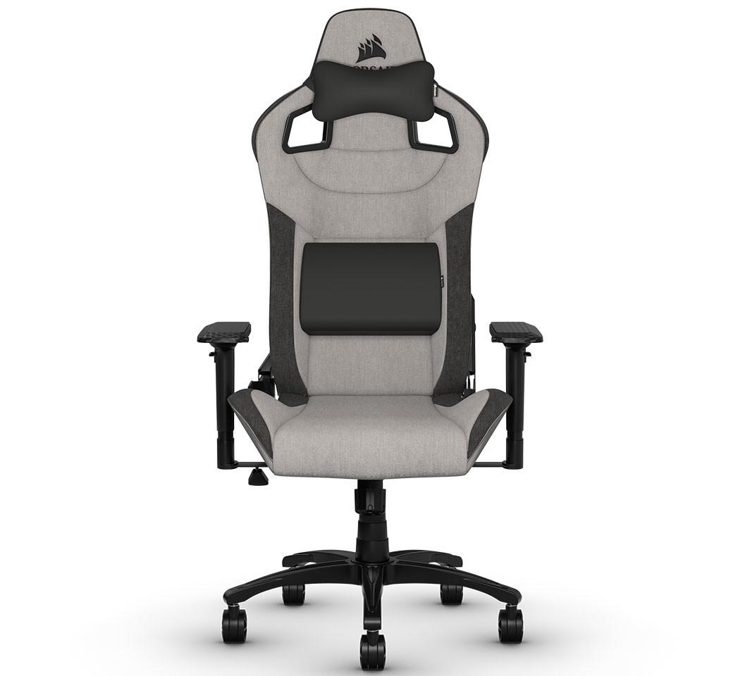 Magnificent Corsair Launches T3 Rush Gaming Chair Techpowerup Machost Co Dining Chair Design Ideas Machostcouk