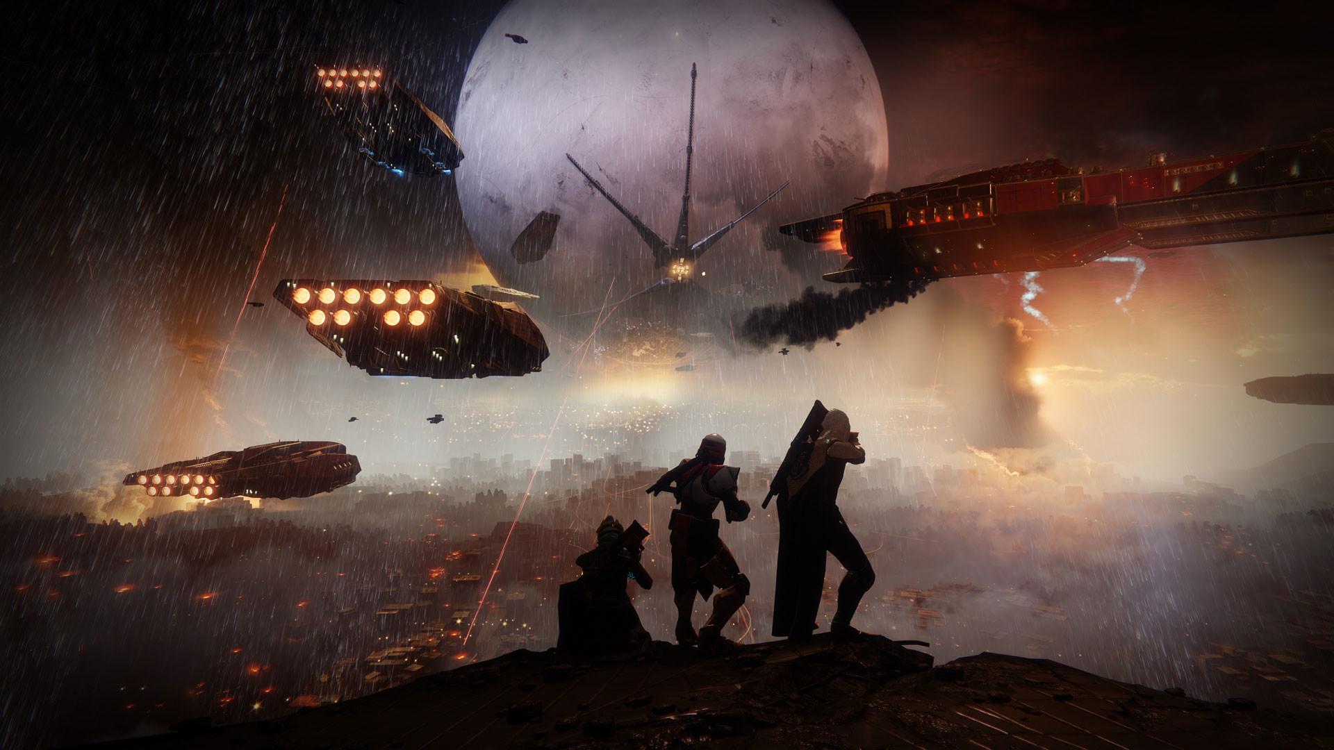 News Posts matching 'Destiny 2' | TechPowerUp