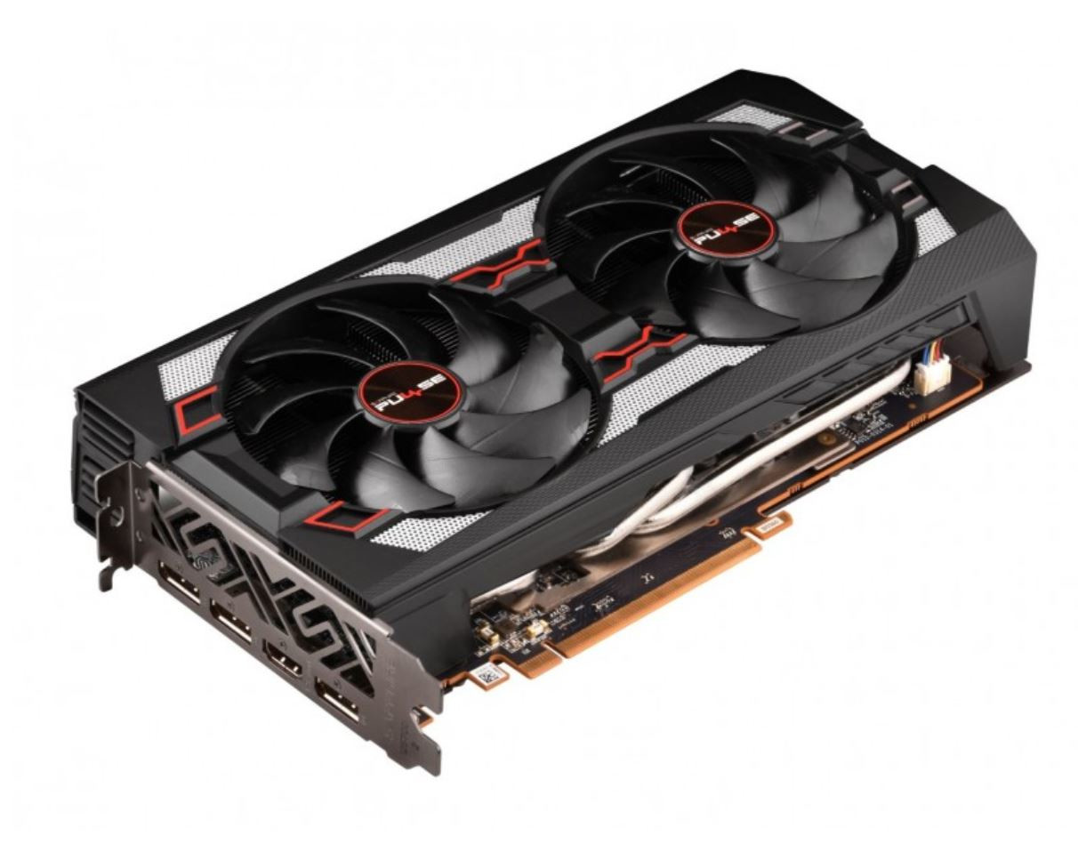 Sapphire Radeon RX 5700 XT Pulse Pictured, Listed | TechPowerUp