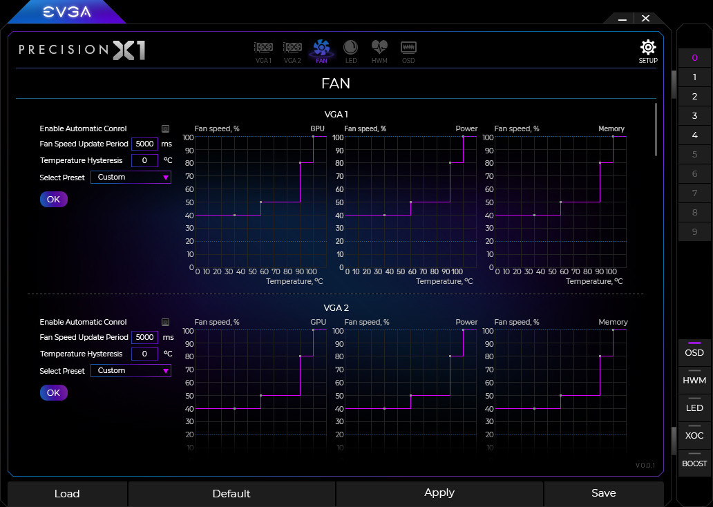 EVGA Announces Launch of Its Precision X1 Software for NVIDIA RTX 20