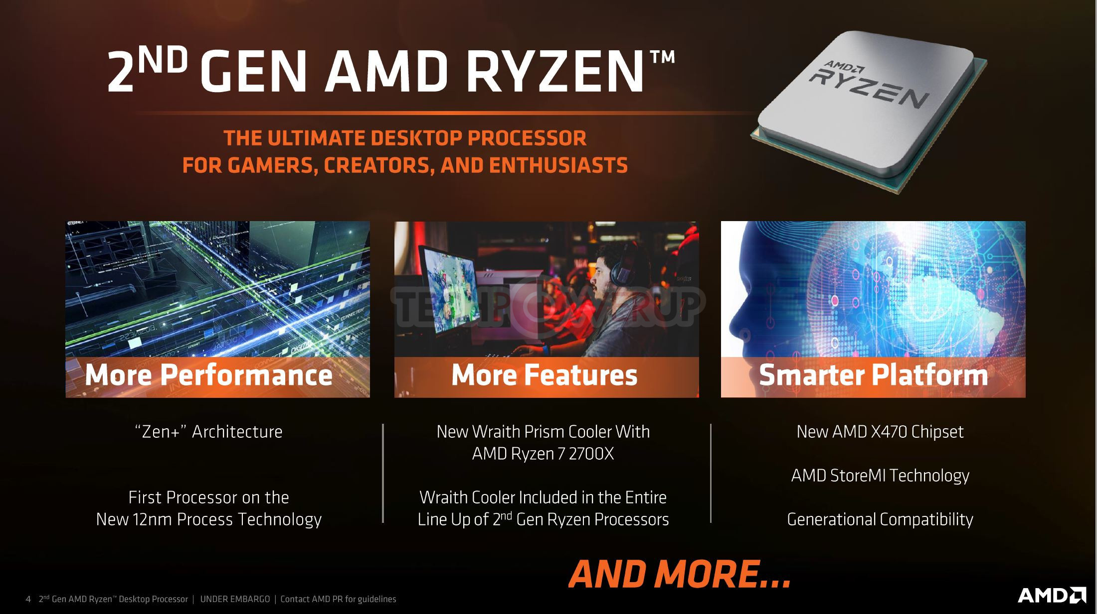 Amd Ryzen Pinnacle Ridge Cpus And X470 Motherboards Open To Pre