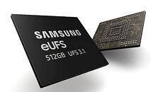 Samsung eUFS 3.1 512GB