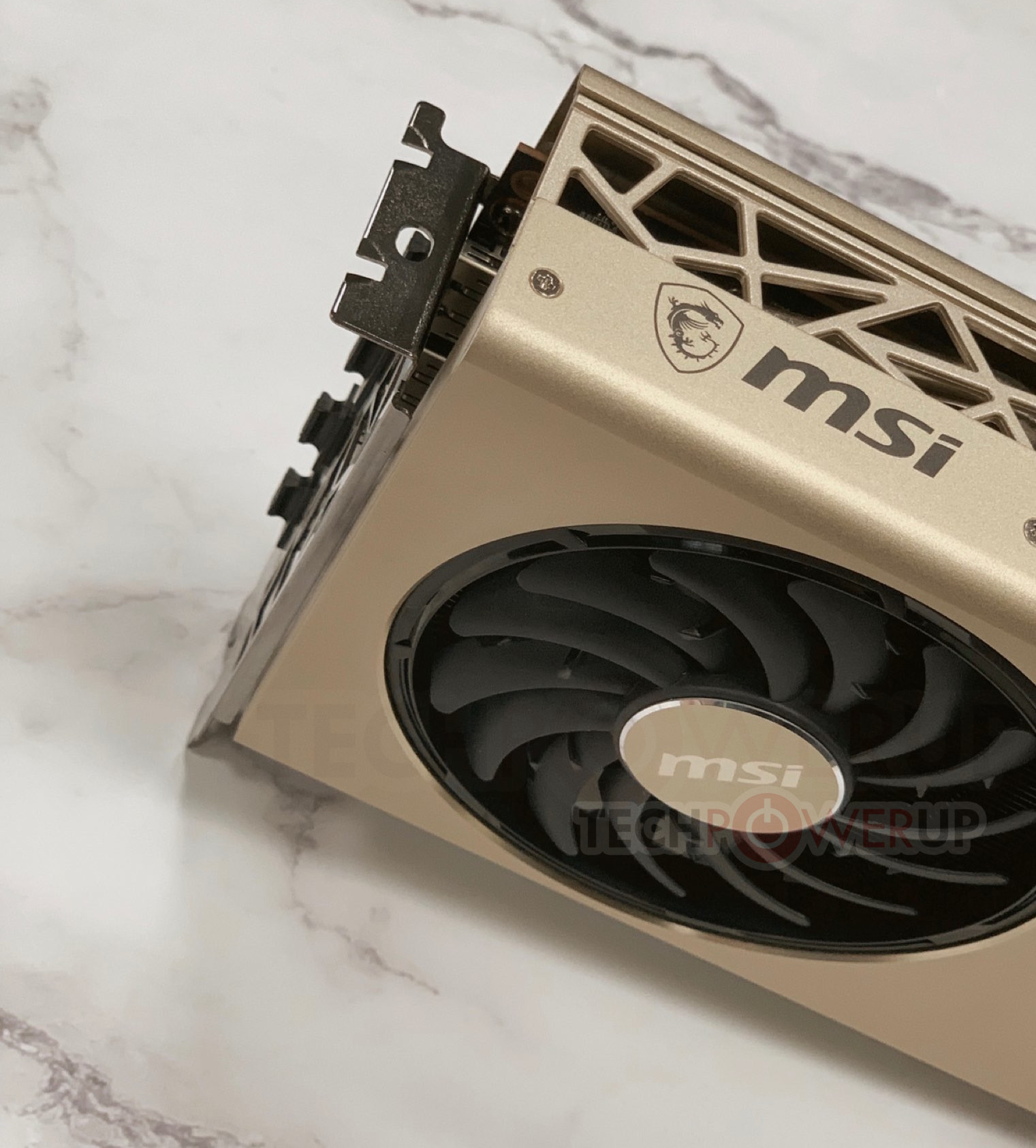 MSI Radeon RX 5700 XT EVOKE Graphics Card Teased | TechPowerUp