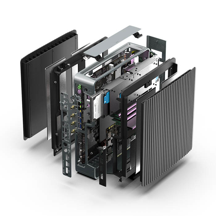 Compulab Launches the Airtop2 Fanless PC with a Xeon CPU & Quadro