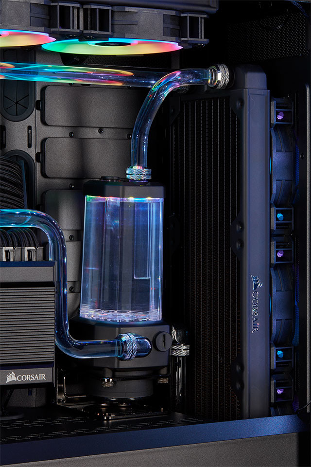 CORSAIR Announces Hydro X Series DIY Liquid Cooling Hardware