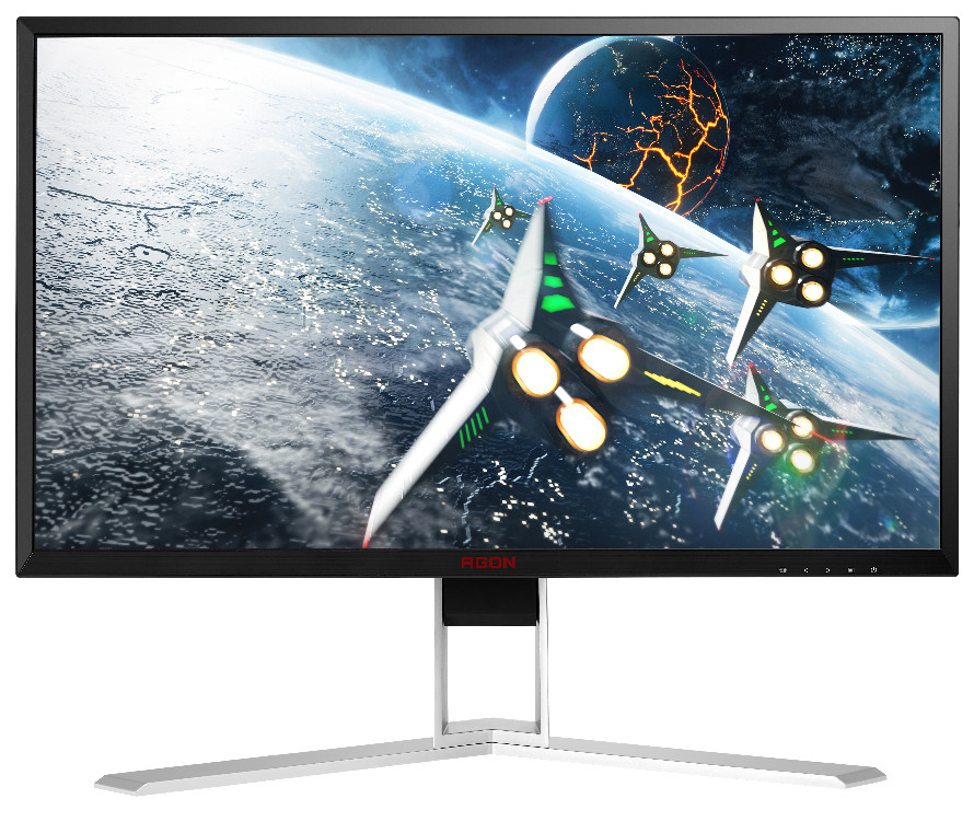 AOC Unveils Two New Agon Gaming Monitors with 240Hz Refresh and 0 5