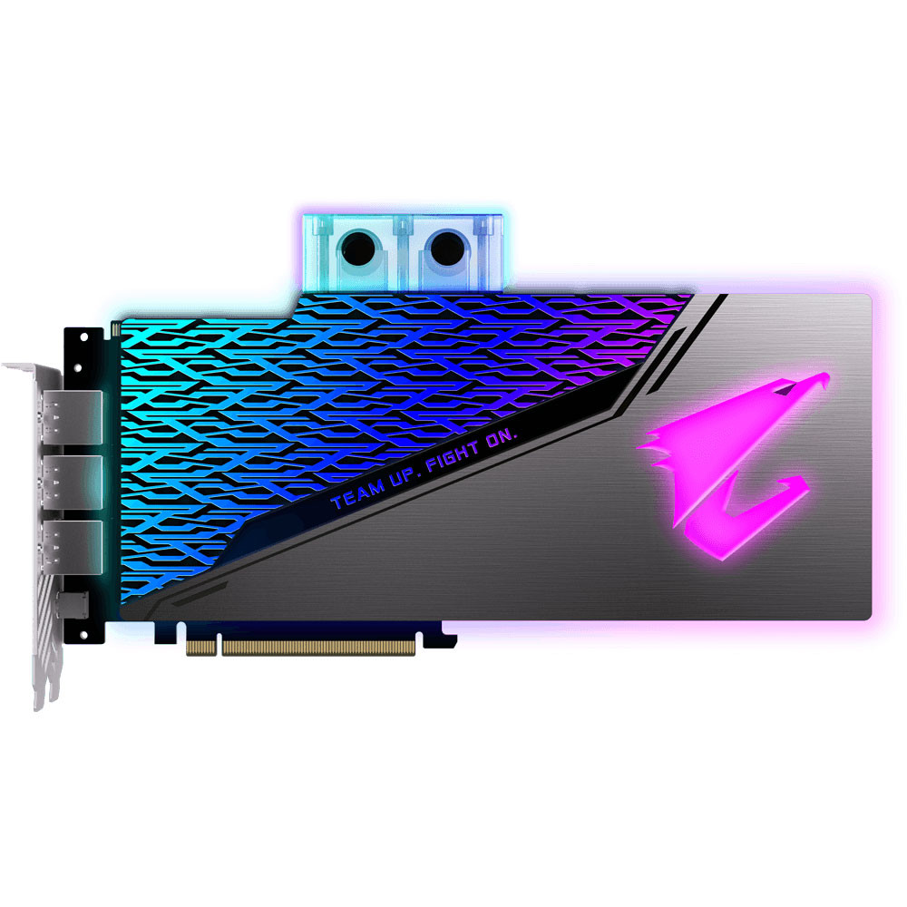 GIGABYTE Rolls Out Aorus GeForce RTX 2080 SUPER WaterForce
