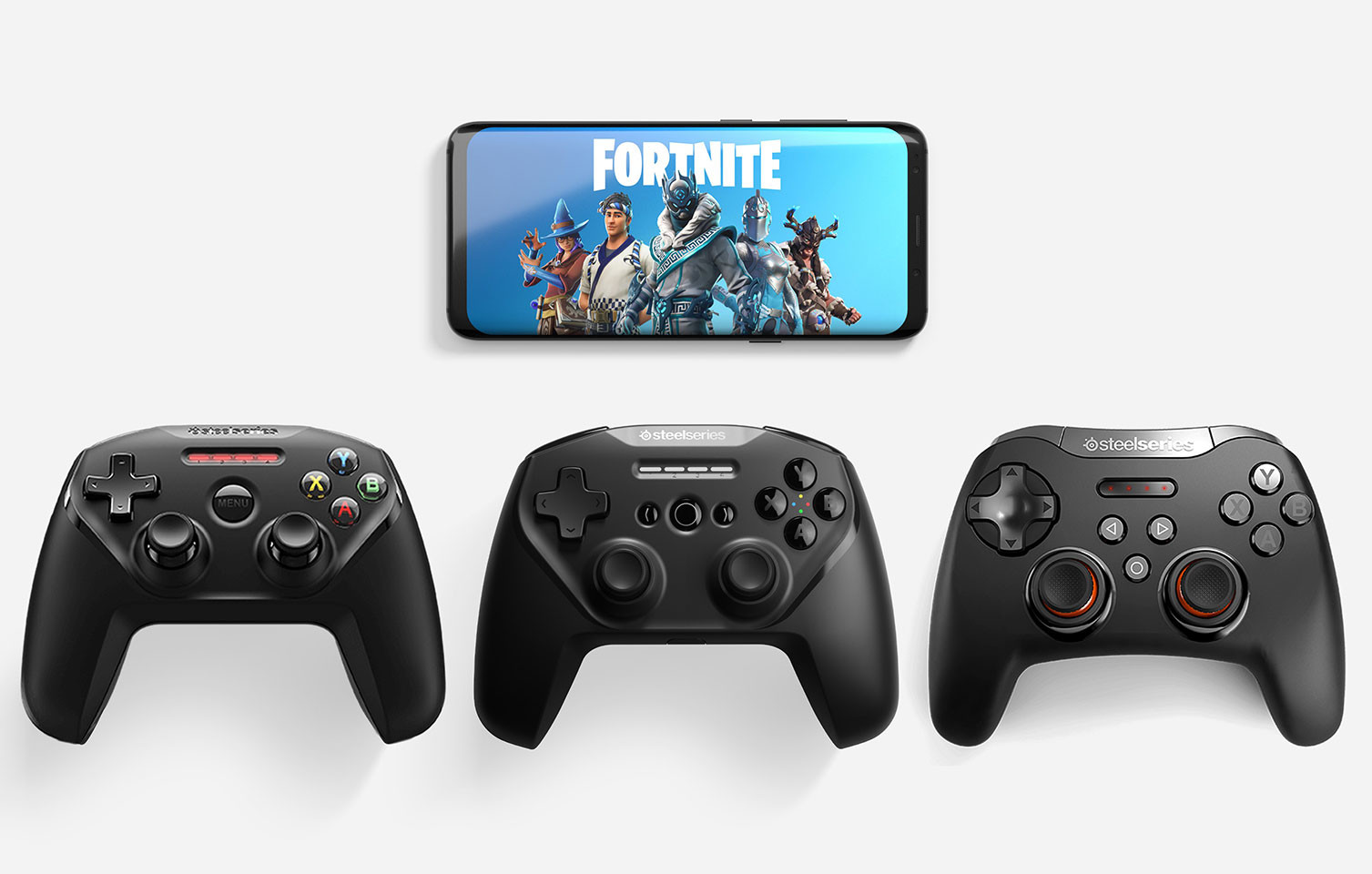 with the massive success of fortnite we want to ensure gamers have the best possible gaming experience regardless of what platform they re playing on - android fortnite controller compatible