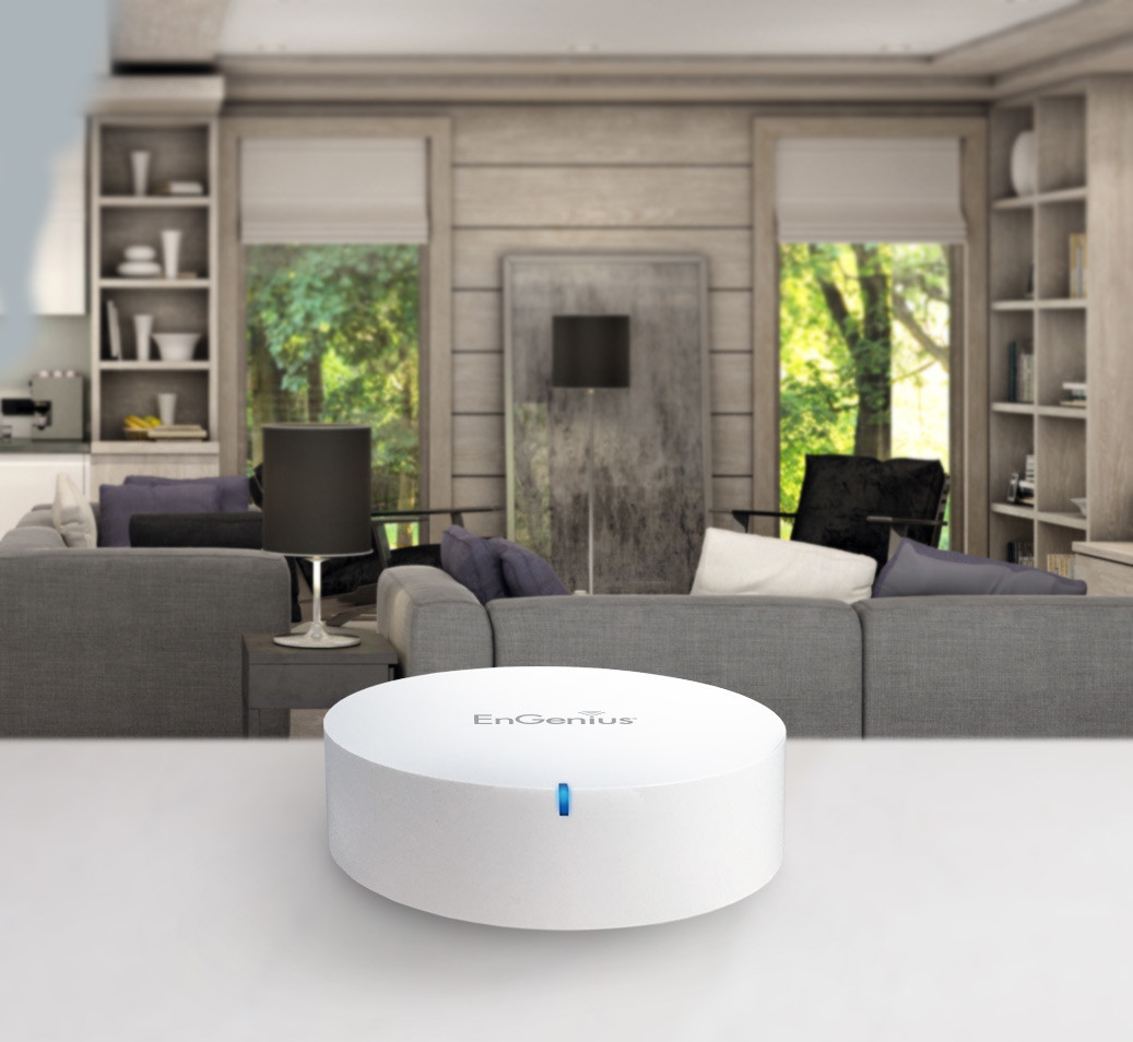 EnGenius Introduces New ESR530 Smart Mesh Router Powered by