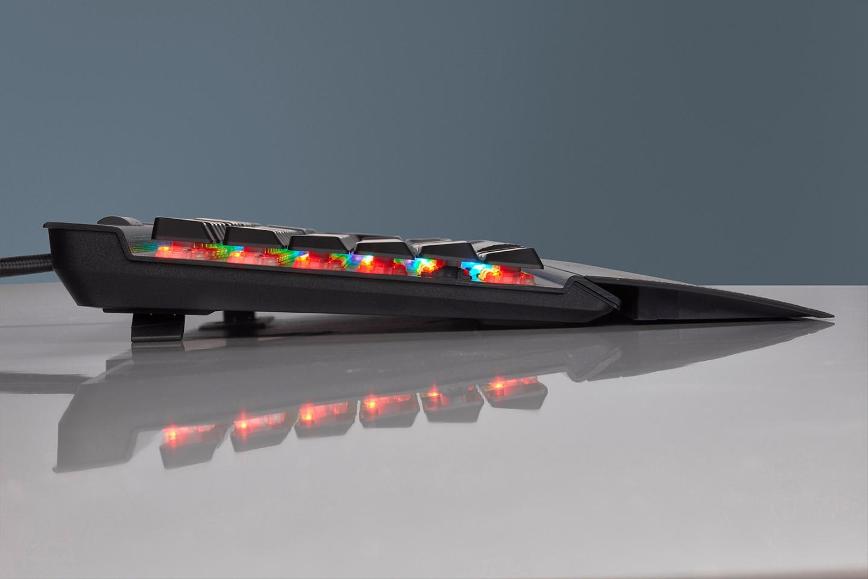 corsair k70 rgb mk.2 rapidfire low profile