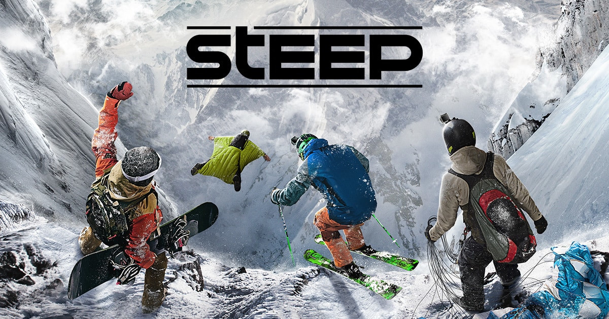 Free Game Alert: Ubisoft's STEEP is free on Uplay, until May
