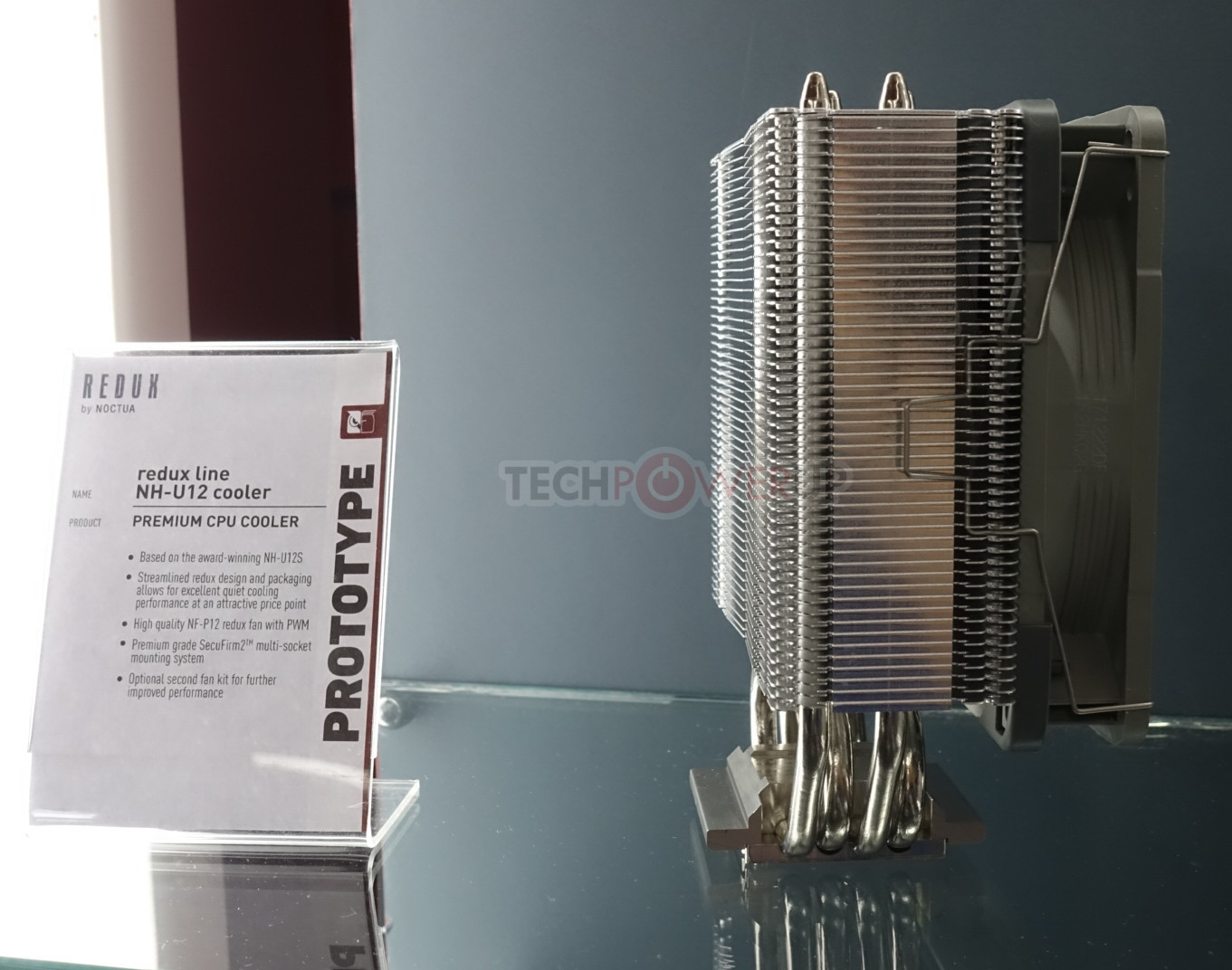 Noctua Showcases Next Generation of D-type Coolers, Chromax