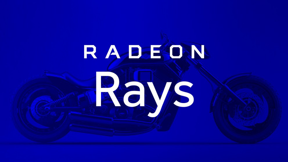 AMD Announces Radeon Rays and Radeon GPU Profiler 1 2 at GDC 2018