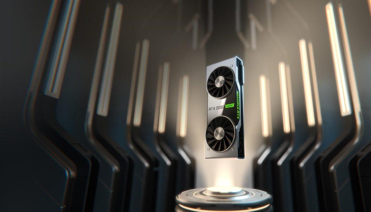 NVIDIA Announces the GeForce RTX Super Family | TechPowerUp