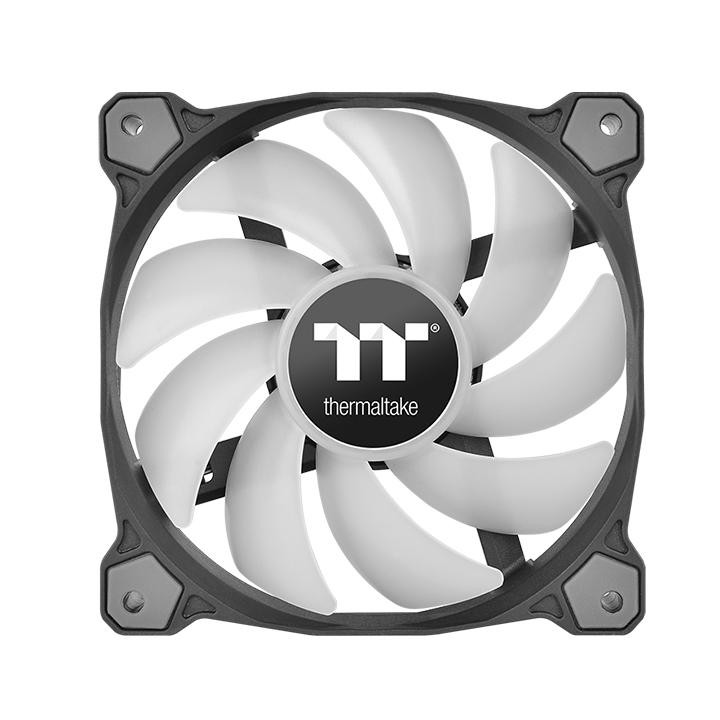 Thermaltake Launches Pure Plus 12 LED RGB Radiator Fan