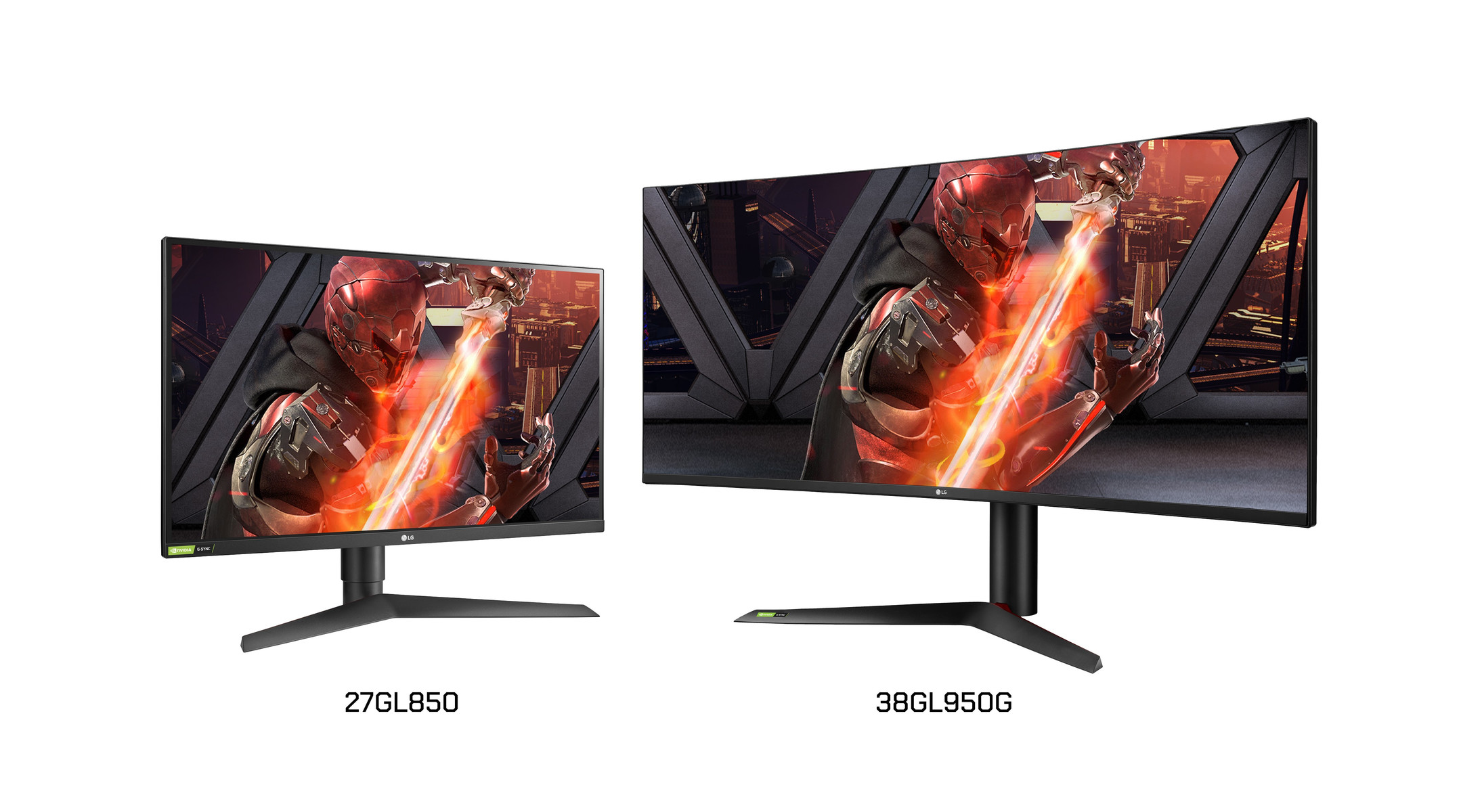 LG Unveils the UltraGear Nano IPS NVIDIA G-SYNC Gaming Monitor