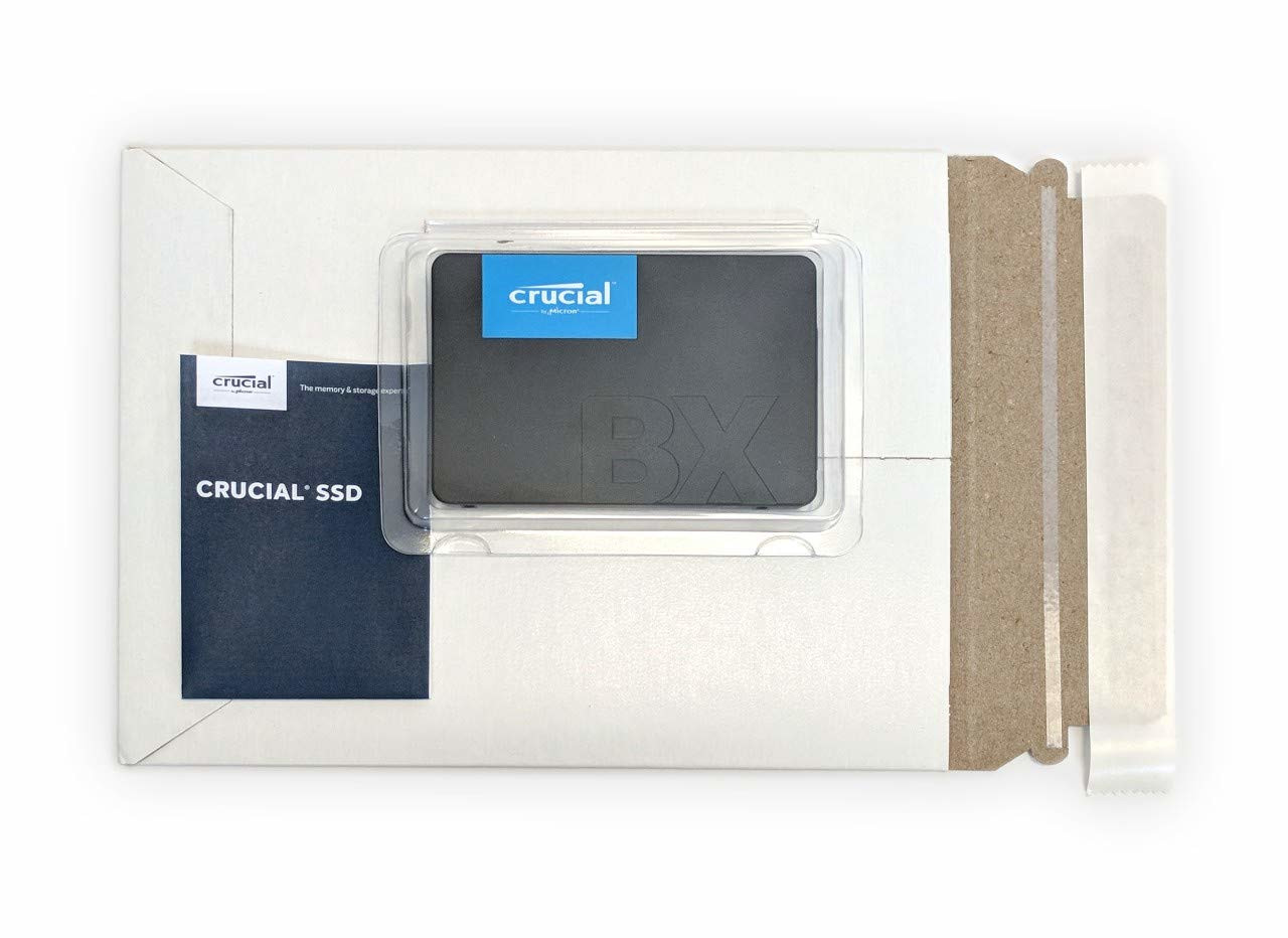 Crucial Intros 960GB Variant of BX500 SSD | TechPowerUp Forums
