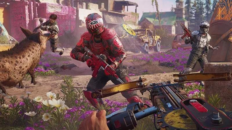 Ubisoft's Far Cry: New Dawn System Requirements Outed