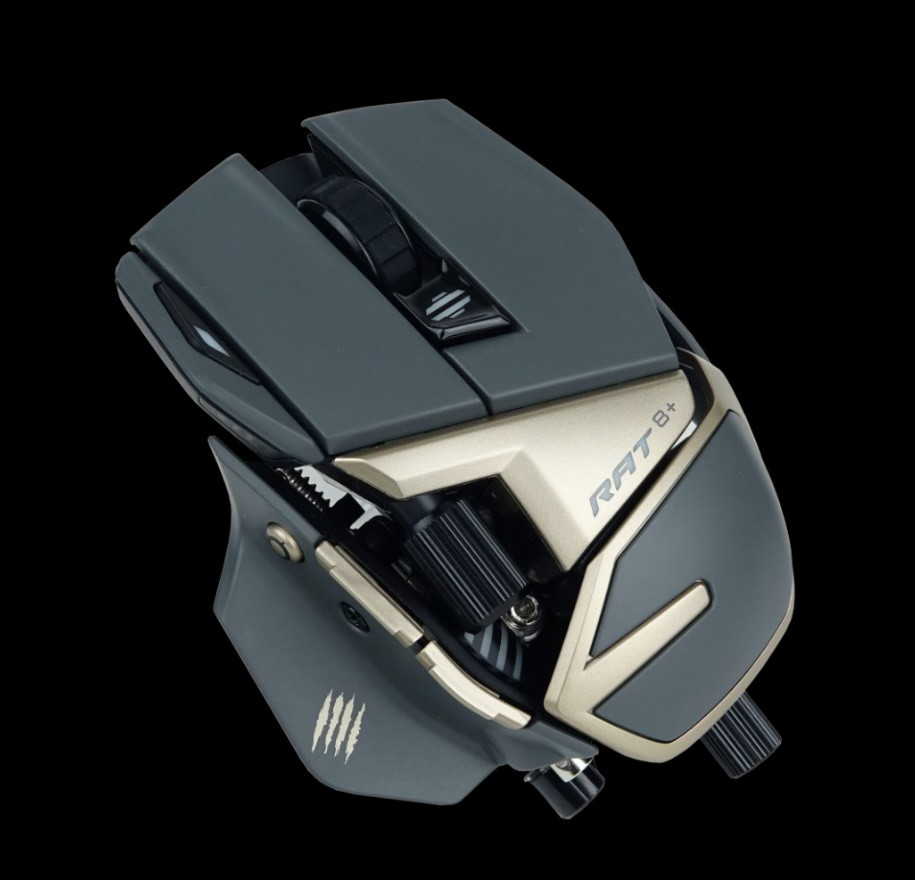 Mad Catz R.A.T 1000 Gaming Mouse 8