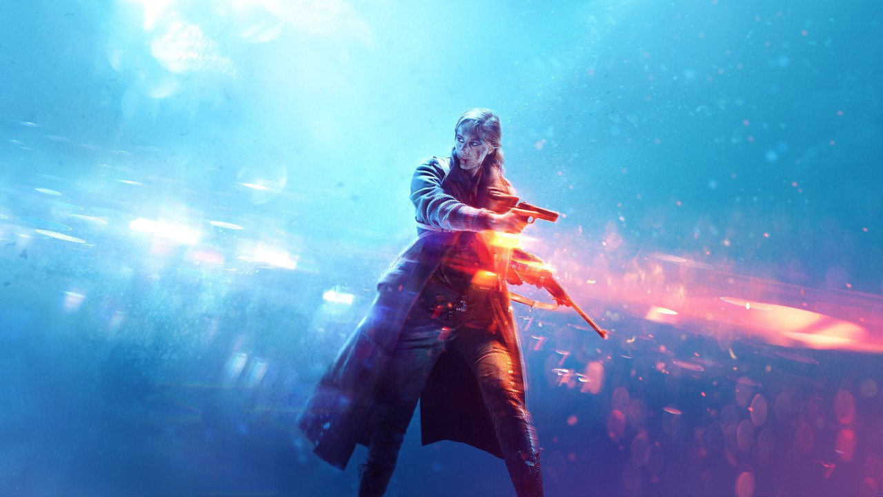 EA Reveals Official PC System Requirements for Battlefield V