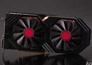 RX 590 GME Front View