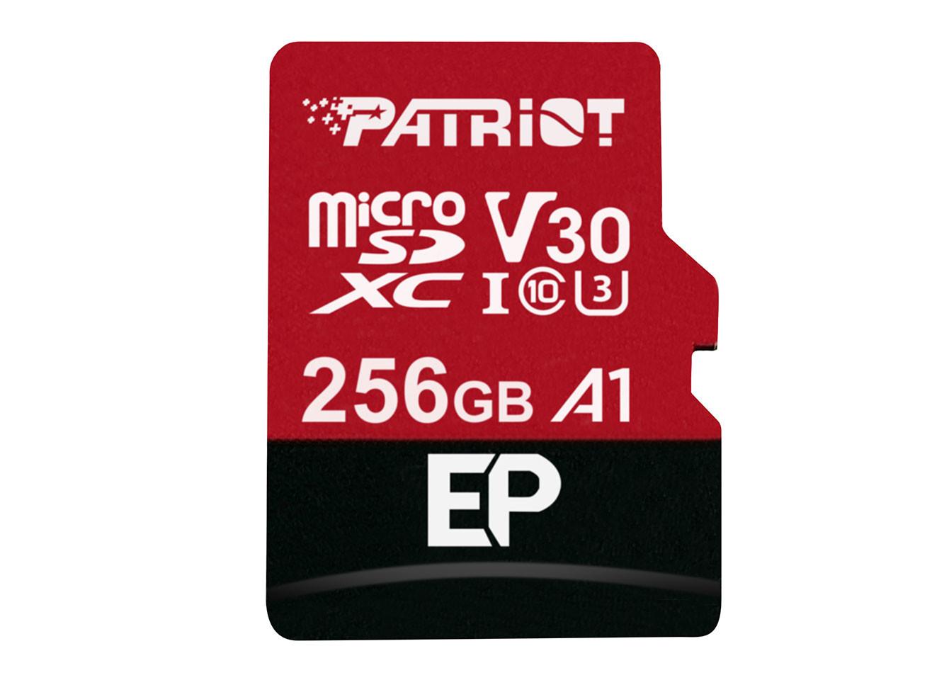 Patriot LX Series SD Card V10 SDXC 64GB Memory Card