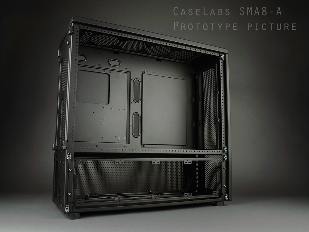Caselabs Popular Magnum Sma8 Case Undergoes