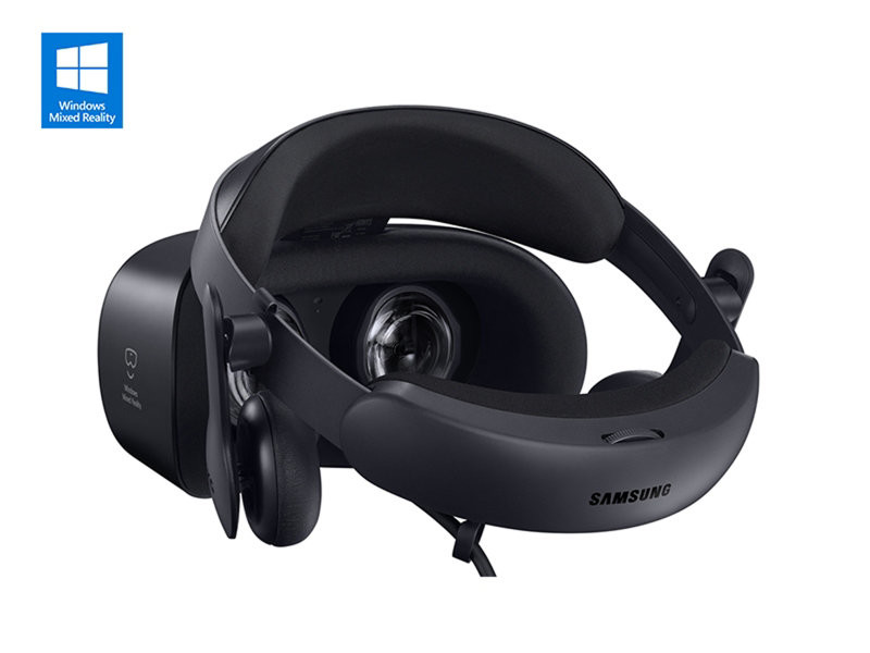 Samsung Announces HMD Odyssey+ with a Display Technology