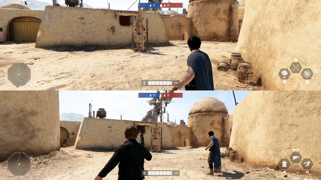 Mod Brings Split-Screen Support to PC Version of Star Wars