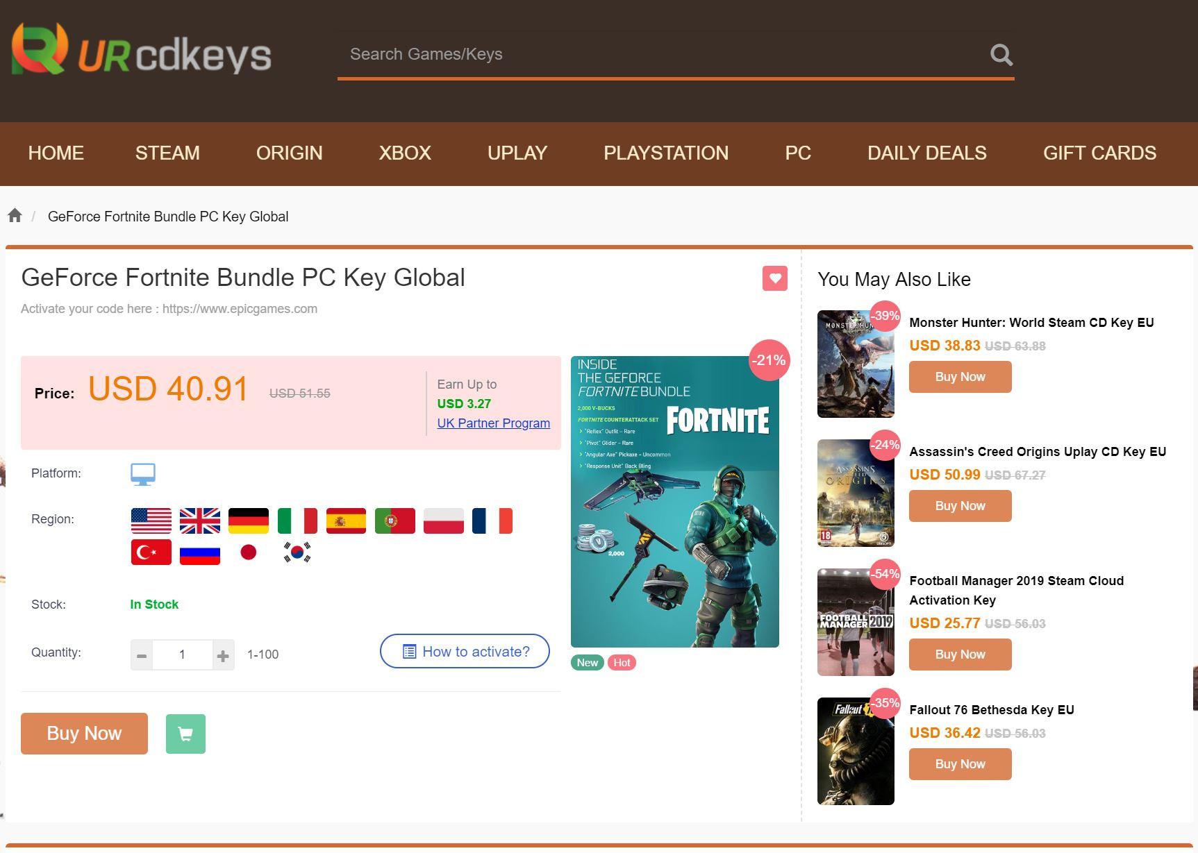 URCDKeys Brings You the Summer Vacation Sale: Windows 10 Pro OEM