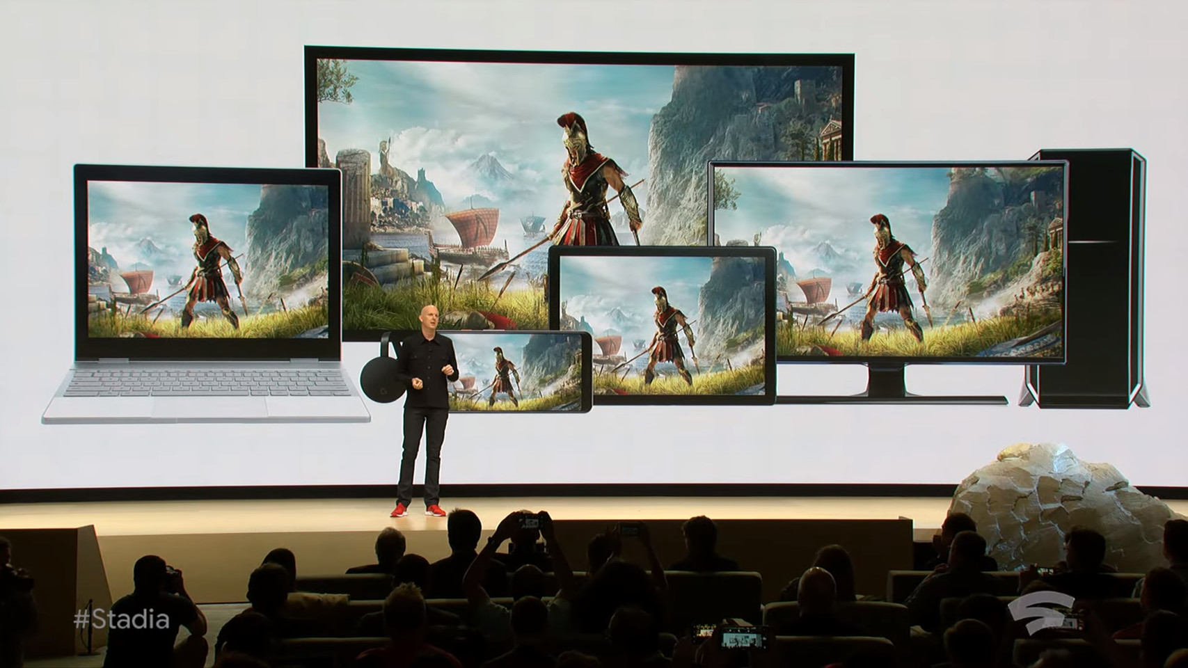 Google Announces Stadia Cloud Gaming Service at GDC 2019