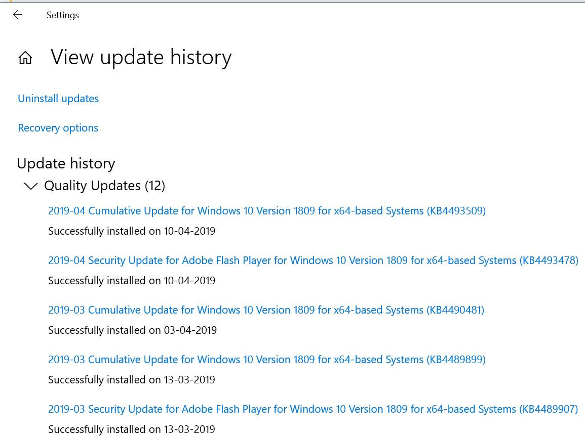 Latest Windows 10 Update Causes Machines with CSVs to Freeze or Lock
