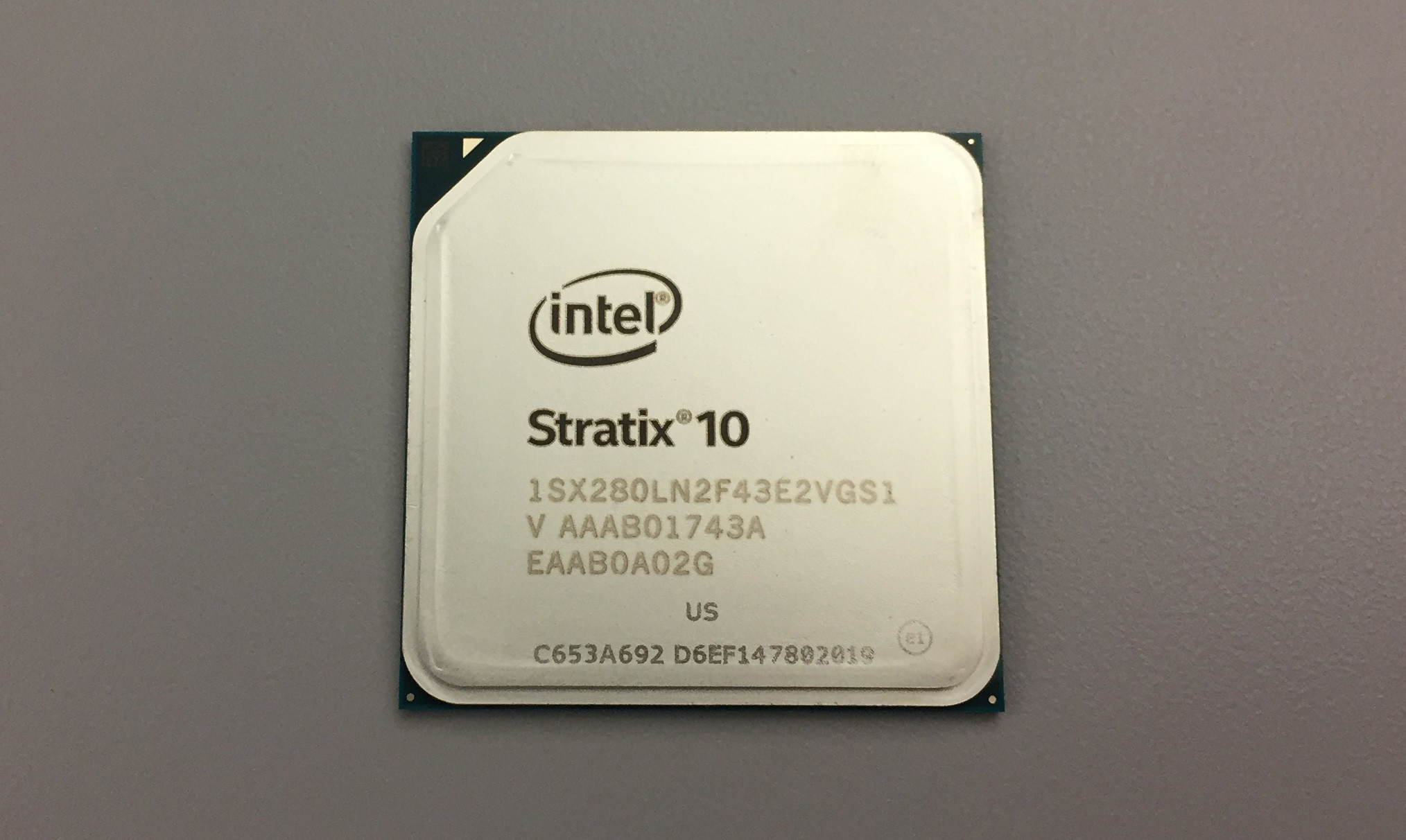 Intel Announces High-Density ARM-based Stratix 10 FPGA on 14 nm