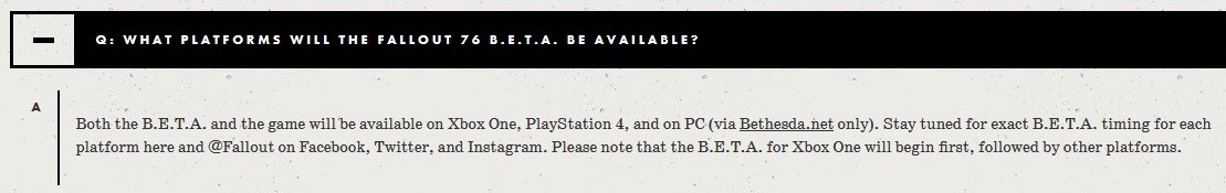 Bethesda Ditching Steam With Fallout 76 - Available Only via