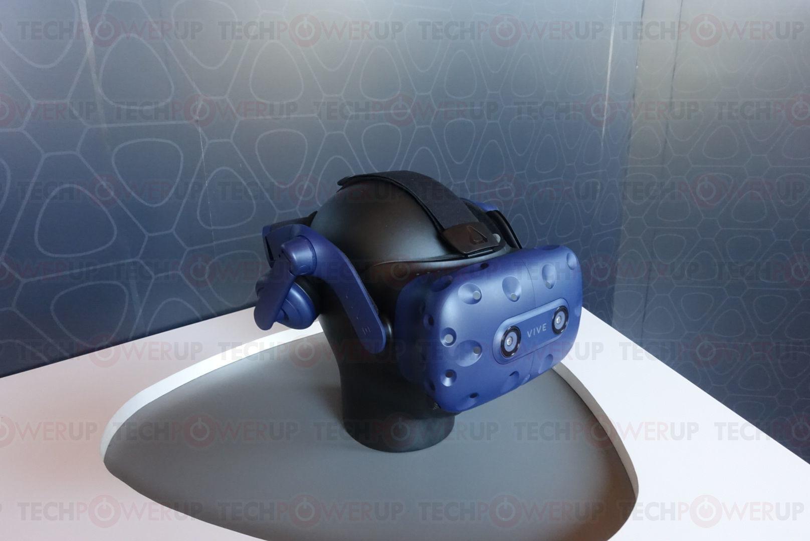 HTC Announces The VIVE Pro VR Headset | TechPowerUp