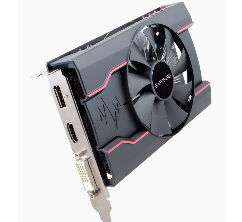 Sapphire Intros Radeon RX 550 Graphics Cards with 640 Stream