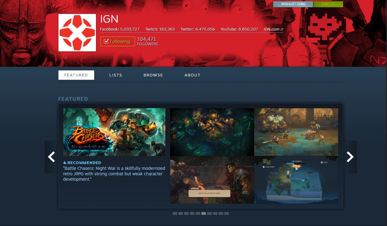 Valve Plans Major Steam Curator Update | TechPowerUp